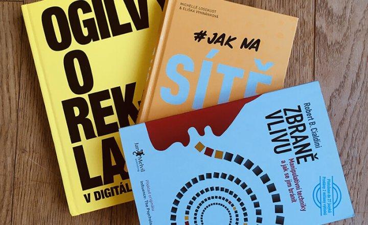 3 knihy, které vženou vítr do plachet vašemu obsahovému marketingu